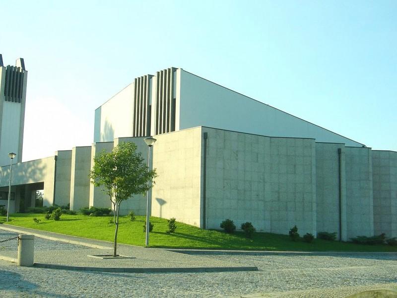 Igreja Paroquial de S. Mamede de Aldão
